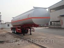 Changhua HCH9400GYYL aluminium oil tank trailer