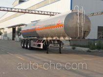 Changhua HCH9400GYYLHJ1 aluminium oil tank trailer