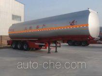Changhua HCH9400GYYLHJ3 aluminium oil tank trailer