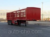 昌骅牌HCH9401CCY13W2型仓栅式运输半挂车