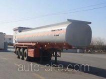 Changhua HCH9401GFW26 corrosive materials transport tank trailer