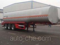 Changhua HCH9401GFWK corrosive materials transport tank trailer