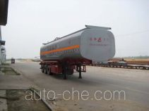 Changhua HCH9401GHYK chemical liquid tank trailer