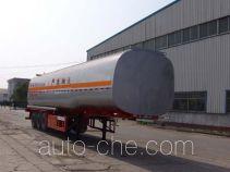 昌骅牌HCH9401GHYM型化工液体运输半挂车