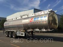 Changhua HCH9401GRH40 lubricating oil tank trailer