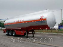 Changhua HCH9401GRYD flammable liquid tank trailer