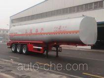 Changhua HCH9401GRYJ flammable liquid tank trailer