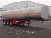Changhua HCH9401GRYK flammable liquid tank trailer