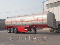 Changhua HCH9401GRYL flammable liquid tank trailer
