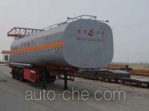 Changhua HCH9401GRYM flammable liquid tank trailer