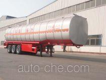 Changhua HCH9401GRYQ flammable liquid tank trailer