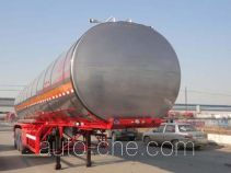 Changhua HCH9401GSYLHJ1 aluminium cooking oil trailer