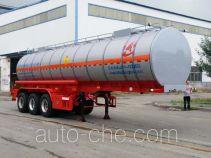 昌骅牌HCH9401GYW型氧化性物品罐式运输半挂车