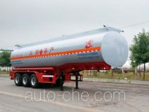Changhua HCH9401GYY42 oil tank trailer
