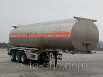 Changhua HCH9401GYYJ aluminium oil tank trailer