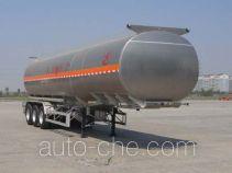 Changhua HCH9401GYYLHJ3 aluminium oil tank trailer