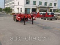 Changhua HCH9401TJZ container transport trailer