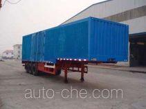 Changhua HCH9401XXY box body van trailer