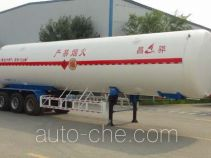 Changhua HCH9402GDYE cryogenic liquid tank semi-trailer