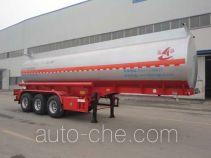 Changhua HCH9402GFW26 corrosive materials transport tank trailer