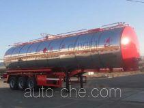 Changhua HCH9402GRYD flammable liquid tank trailer