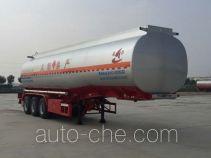 Changhua HCH9402GYY46 aluminium oil tank trailer