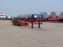 Changhua HCH9402TJZ container transport trailer