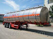 Changhua HCH9403GRYD flammable liquid tank trailer