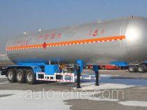 昌骅牌HCH9403GYQB型液化气体运输半挂车