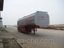 Changhua HCH9404GYS liquid food transport tank trailer