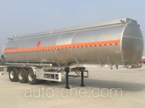 Changhua HCH9406GRYJC flammable liquid aluminum tank trailer