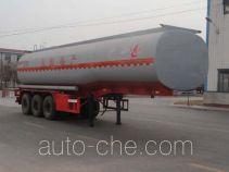 Changhua HCH9406GYY oil tank trailer
