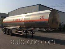 Changhua HCH9408GYY50 aluminium oil tank trailer