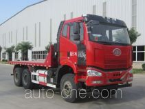 Sunhunk HCTM HCL3250CAN38P5J4 flatbed dump truck