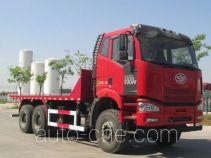 宏昌天马牌HCL3250CAN40P6J4型平板自卸车