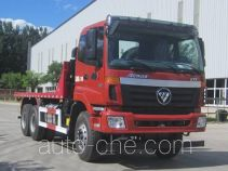 Sunhunk HCTM HCL3253BJN41P6E4 flatbed dump truck