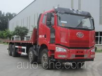Sunhunk HCTM HCL3310CAV43P8J4 flatbed dump truck