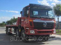 Sunhunk HCTM HCL3313BJV47P8E4 flatbed dump truck