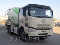 宏昌威龙牌HCL5250GJBCAN43J4型混凝土搅拌运输车