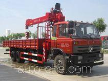 Sunhunk HCTM HCL5250JSQEQ4 truck mounted loader crane
