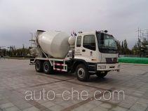 宏昌威龙牌HCL5251GJBBN38F型混凝土搅拌运输车