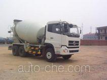 宏昌威龙牌HCL5251GJBDN40型混凝土搅拌运输车