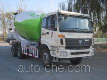 宏昌威龙牌HCL5253GJBBJN43E4型混凝土搅拌运输车