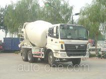宏昌威龙牌HCL5253GJBBN39F型混凝土搅拌运输车