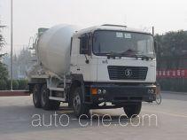 宏昌威龙牌HCL5254GJBSS38J型混凝土搅拌运输车