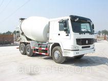 宏昌威龙牌HCL5257GJBZN38型混凝土搅拌运输车