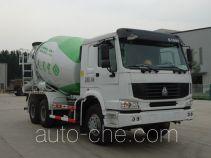 Hongchang Weilong HCL5257GJBZZN40L4 concrete mixer truck