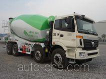 宏昌威龙牌HCL5313GJBBJN34E4型混凝土搅拌运输车