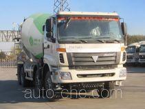 宏昌威龙牌HCL5313GJBBJN38E4型混凝土搅拌运输车