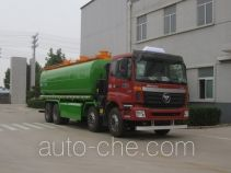 Sunhunk HCTM HCL5313ZWXBJ5 sludge dump truck